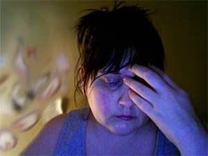 Eine chronische Nasennebenhöhlenentzündung oder Sinusitis
