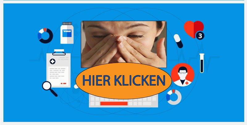 Nasennebenhöhlenentzündung was kannst Du tun oder was hilft Dir?